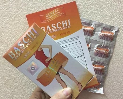thuốc giảm cân baschi review
