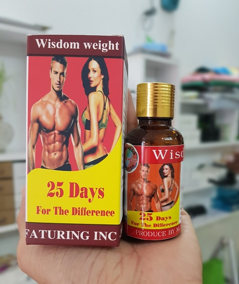 thuốc tăng cân wisdom có tốt ko