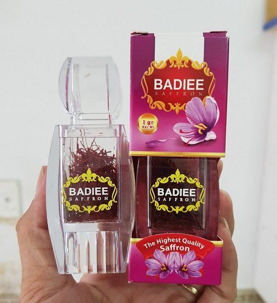 nhuy hoa nghe tay badiee